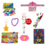 Girls Fun Gift Pass The Parcel - Contents
