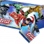 Justice League Party Tableware tablecover