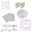 Little One Baby Shower Party Tableware Saver Pack