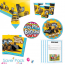 My First JCB Party Tableware Saver Pack
