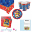 Paw Patrol Saver Pack Party Tableware