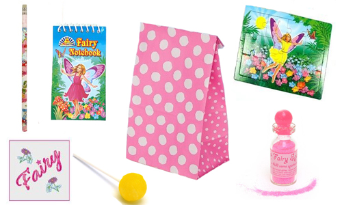 Fairy Magic Pre-Filled Party Bag