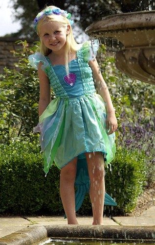 Mermaid Dress Up Outft