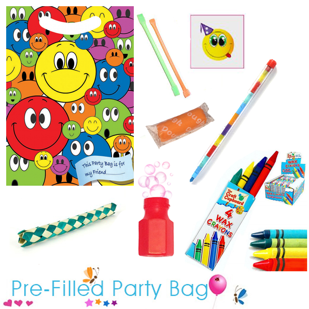 Unisex Activity Pre Filled Party Bag